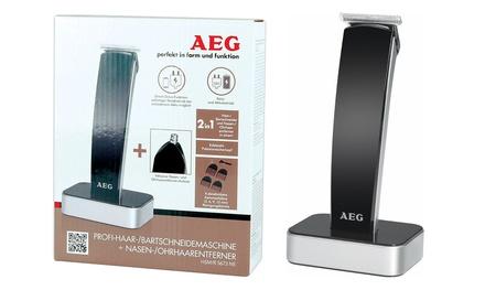 Rasoio per barba e capelli AEG HSM/R 5673 NE