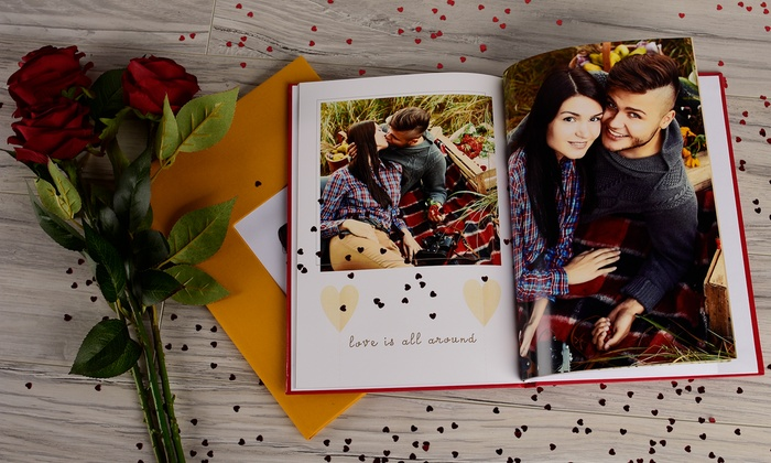 Personalised photobook personalised
