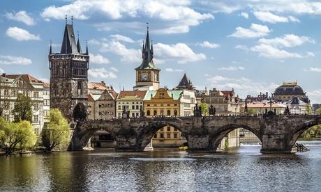 ✈Berlín, Praga y Viena: 7 noches para 1 con desayuno, vuelo de I/V y tren con hotel de 3 o 4*