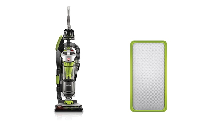 Hoover Air Lift Upright Vacuum Groupon Goods