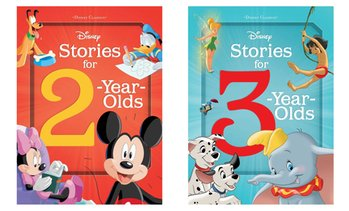 Disney Classic Stories For 2-3 Year-Olds Multi-Deal