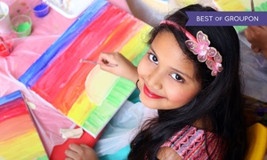 Colors Dubai Summer Camp: One, Four or Eight-Week Summer Camp at Various Locations with Colors Dubai Summer Camp (Up to 47% Off)