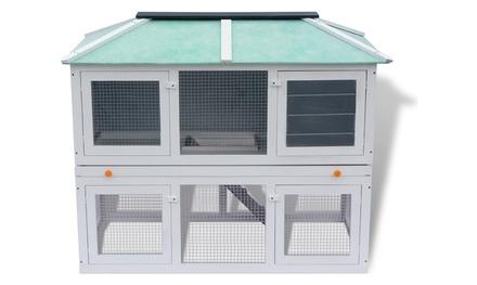Cage pour animaux domestiques