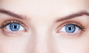 Tratamiento médico antiojeras por 54,90 € y con tratamiento para combatir las bolsas de los ojos por 74,90 €