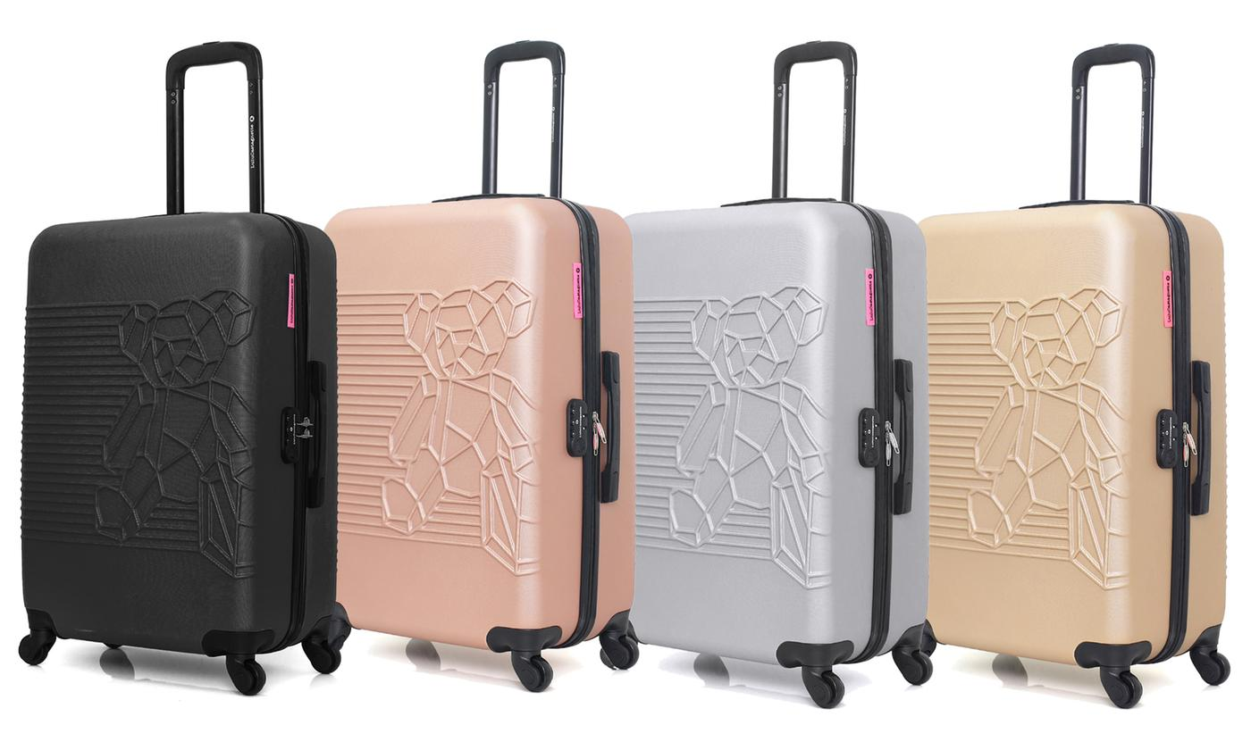 Bear Cube-A Large Suitcase
