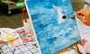 Up to 40% Off DIY Painting Station at Seeway Art Studio