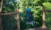 Up to 16% Off Zipline at Bronx Zoo Treetop Adventure