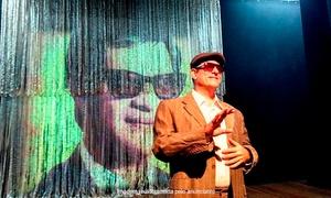 Art Link Produções: O Cândido Chico Xavier - Teatro Vannucci: 1 ingresso