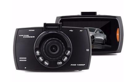 Caméra pour tableau de bord avec vision nocturne 170°