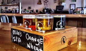 St. Pete Brewing Company: Beer Flights at St. Pete Brewing Company (Up to 46% Off). Two Options Available.