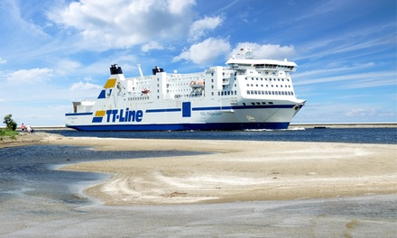 Zweden voor 2: 3 dagen MiniCruise of 46 dagen met Flexticket incl. 2 nachten aan boord & auto, naar keuze ontbijt