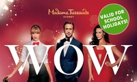 Madame Tussauds 2-for-1 Offer - Two Adults for $42 and Two Children for $29.50, Darling Harbour (Up to $84 Value)