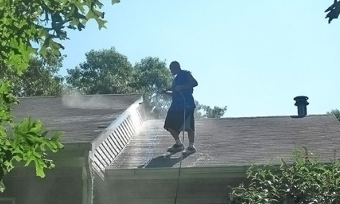 Sham Shield Powerwashing, LLC - Orlando: Power Washing for a House or Concrete from Shield Powerwashing, LLC (Up to 50% Off). Two Options Available.