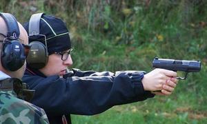 Hnatow Szkolenia Strzeleckie: Kurs strzelecki (199,99 zł), cywilny kurs strzelania obronnego (279,99 zł) i inne opcje w Hnatow Szkolenia Strzeleckie