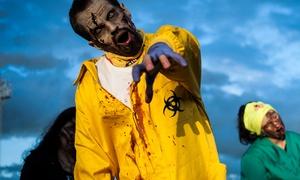 Survival Zombie: Entrada para 2 o 3 personas a Survival Zombie o Lovecraft World del 3 de diciembre al 25 de febrero desde 5 €