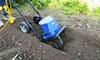 1250W Electric Tiller Cultivator