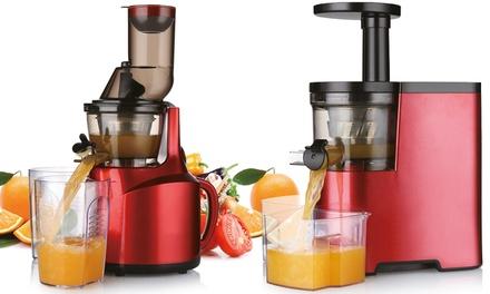 Extracteurs de jus avec accessoire à sorbet inclus Finecook, modèle au choix