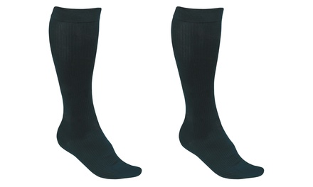 One, Two, or Three Packs of Compression Socks