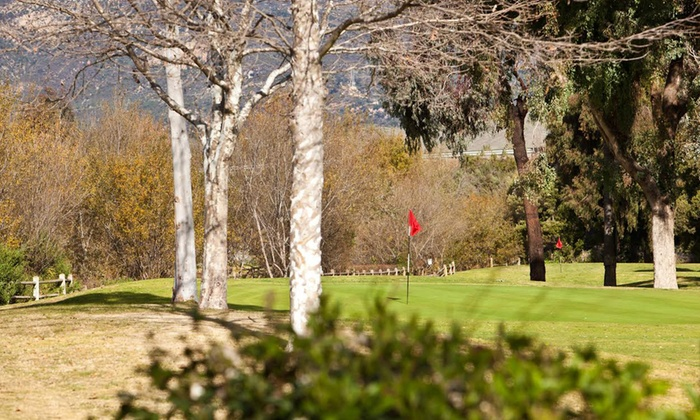 Twin Lakes Golf Course - Goleta: 9 Holes of Golf for Four, 4 All-Day Passes, or Range Balls for 30 Days at Twin Lakes Golf Course (Up to 48% Off)