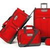 American Explorer Drake Expandable Soft-Sided Luggage Set (5-Piece)
