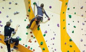 Jim Jimmy: Eintritt inkl. 2 Std. Kletterfelsen für 1, 2, 4 oder 6 Personen bei Jim + Jimmy (bis zu 51% sparen*)