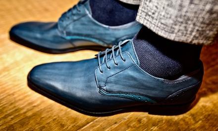 GoodwinSmith handgemachte Derby-Schuhe in der Farbe und Größe nach Wahl  (Frankfurt)