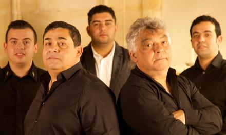 Gipsy Kings feat. Nicolas Reyes and Tonio Baliardo on Saturday, September 22, at 8 p.m.