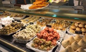Les Délices Orientaux D'Hassana: Assortiment de 20 pâtisseries orientales à 25 € chez Les Délices Orientaux D'Hassana