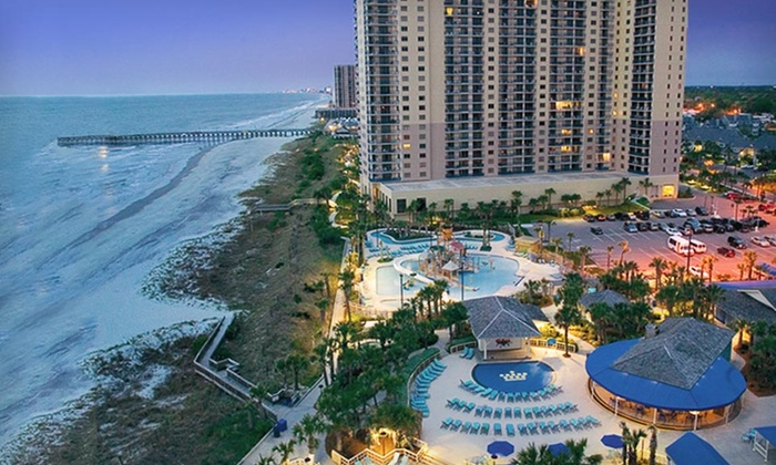 Myrtle Beach Getaway With Nascar Experience