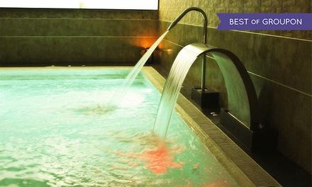 Circuito termal de 1 h, masaje de 30 minutos en cabina privada para 2 personas por 59,95 € en H₂O Spa Balneario Fitness