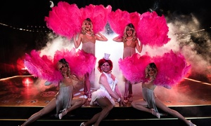La vénus: Dîner au choix avec spectacle et soirée dansante pour 2 personnes dès 69 € au cabaret La Vénus
