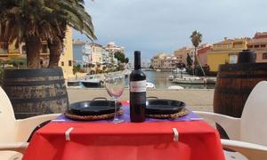 MOSQUETERO: Arroz meloso de bogavante, con entrante, postre y botella de vino desde 16,90€ en el Mosquetero, Port Saplaya