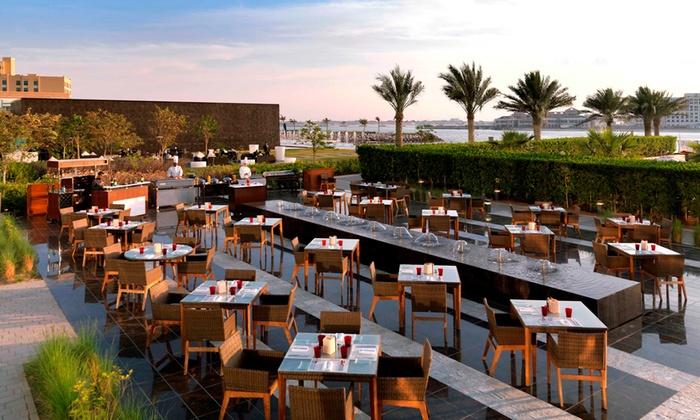 CuiScene Restaurant at 5* Fairmont Bab Al Bahr - Up To 67% Off - Abu Dhabi    Groupon