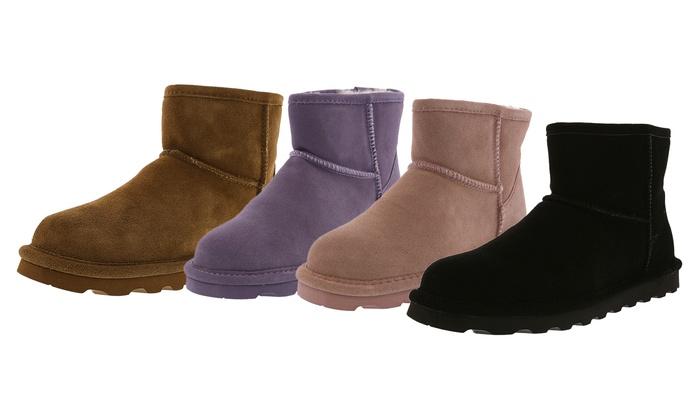 Bearpaw Women's Alyssa Suede Boots