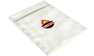 Stalwart Fire-Resistant Large Document Bag
