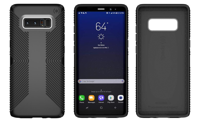 check out a1e4d c341b Up To 78% Off on Speck Samsung Galaxy Note 8 Case | Groupon Goods