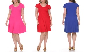 Plus Size Cara Dress