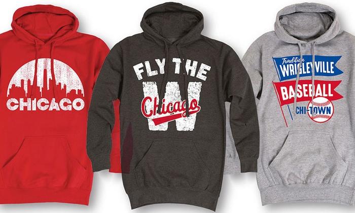 Men's Chicago Hoodies