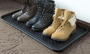 Stalwart Eco-Friendly Boot Tray Mats (Multiple Sizes Available)