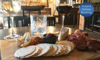 image for Choice of Sharing Platter + 1 ($29), 2 ($55) or 3 Bottles of Wine ($78) at The William Bligh (Up to $201 Value)
