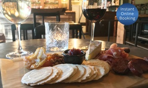 The William Bligh: Choice of Sharing Platter + 1 ($29), 2 ($55) or 3 Bottles of Wine ($78) at The William Bligh (Up to $201 Value)