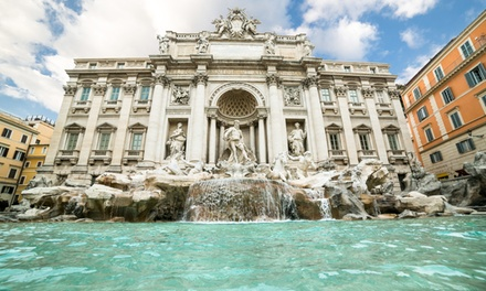 ✈ Rome and Venice: 4 or 6 Nights with Train Transfer and Return Flights at Choice of Hotels*