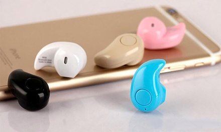 Mini auriculares inalámbricos Bluetooth para Smartphone o tablet