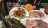 La Antigva Port Saplaya 2 - La Antigva Port Saplaya: Menú con mariscada y botella de vino D.O. a elegir desde 39,90 € en La Antigva Port Saplaya