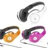 Delton Sonic Wave DJ-Style Headphones with Microphone
