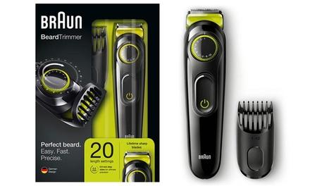 Braun BT3021 Beard Trimmer