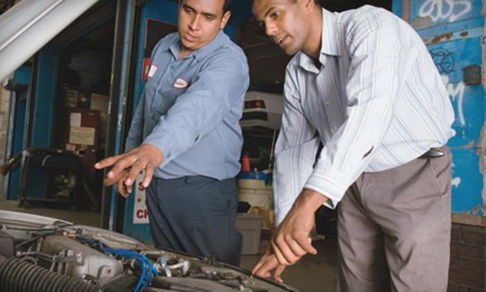 Battlefield Shell - NTA of Westgate Shell: $25 Worth of Auto Repair Services