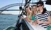 2-Hr Tall Ship Champagne Cruise