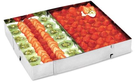 Stampo rettangolare per dolci