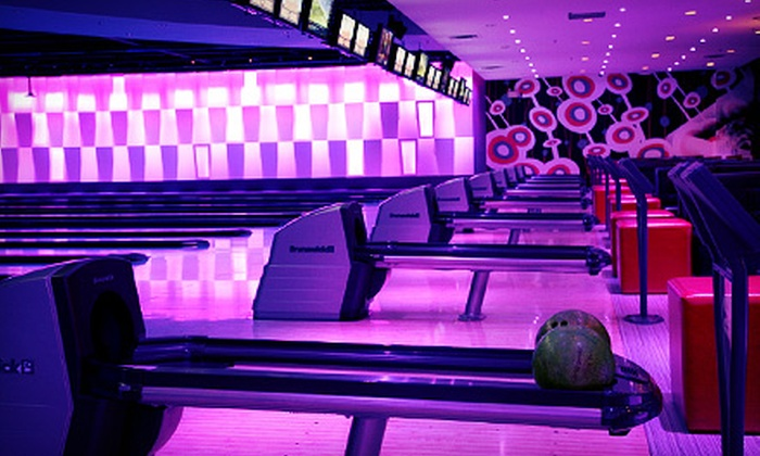 Palasad - Palasad Limited: $39 for Bowling, Pizza, and Games for Four at Palasad (Up to $81.94 Value)